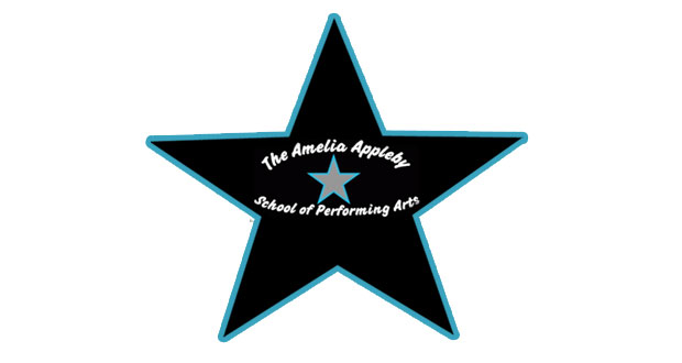 Amelia Appelby School of Performing Arts Logo