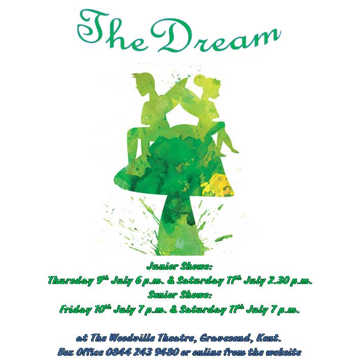 The Dream at The Anelia Appleby School of Performing Arts